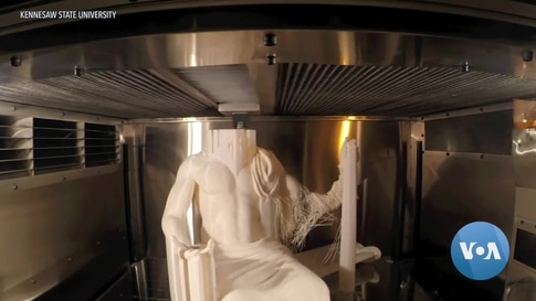Ancient Treasures Recreated With Help of 3D Printing Technology