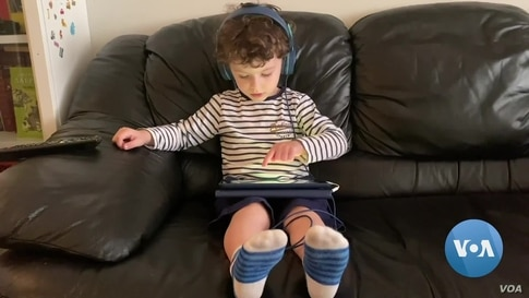 Pandemic Escape? Kids Are Spending More Time Online