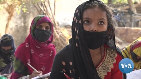 Pandemic Inspires Creative Teaching in Underprivileged Indian District
