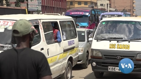 Nairobi's Iconic Minibuses Launch Contact Tracing for COVID-19