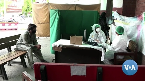 Pakistani Health Experts Say Government Should Do More Testing