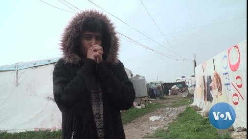 As Lebanon Spirals, Syrian Child Refugees Struggle to Survive
