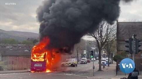 Belfast Riots: Fears of Return to Sectarian Violence as Brexit Stokes Divisions