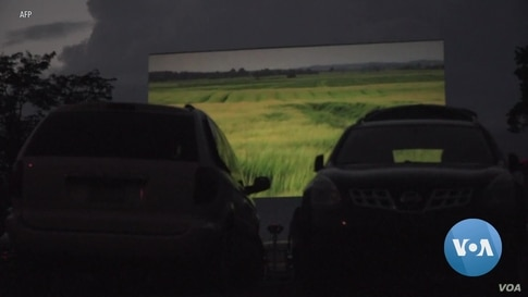 Drive-in Theaters Make a Comeback During Coronavirus Pandemic