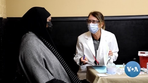 Minnesota Mosque Shows Faith in COVID Vaccines