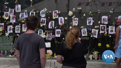 Dwindling Hopes, Anguish at Site of Florida Building Collapse