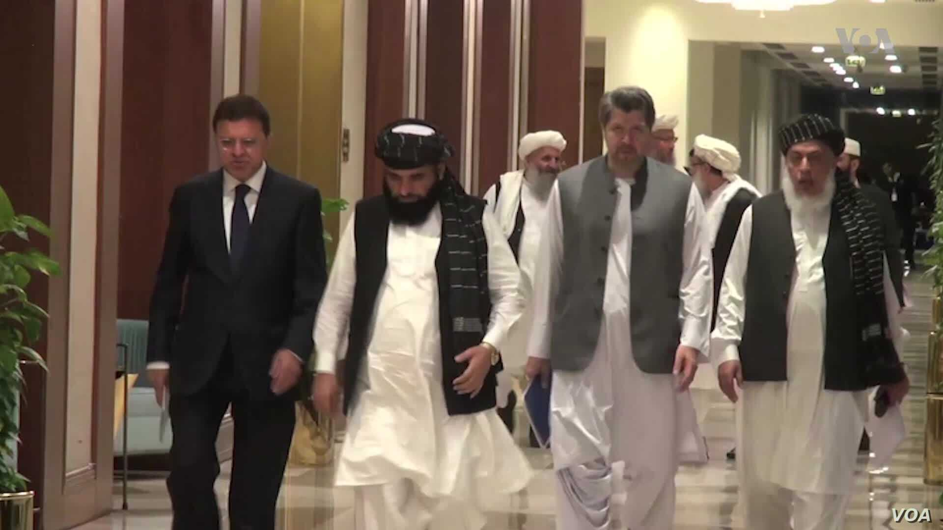 Afghan Government Says Full Cease-fire Key to Peace Talks