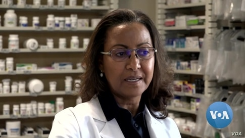 US Pharmacy Delivers Medicine to Patients in Africa