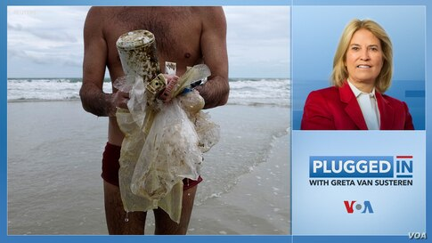 Plugged In with Greta Van Susteren-Plastics in the Environment