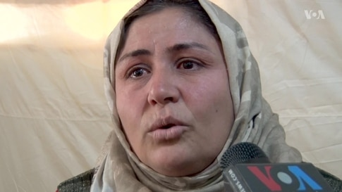 Syria's War Widows Continue to Struggle in Refugee Camps