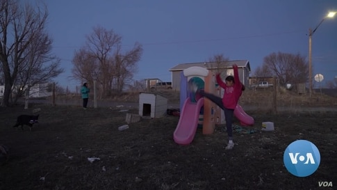 Women on Pine Ridge Reservation Create girl Societies Where Girls Can Learn About Their Culture and Acquire Useful Life Skills