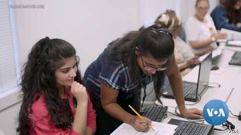 Virginia NGO Provides Computer Lessons to Low-Income Immigrants