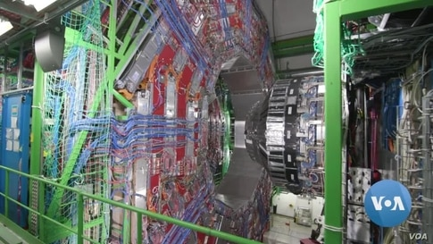 Massive Machines Search for the Smallest Pieces of the Universe
