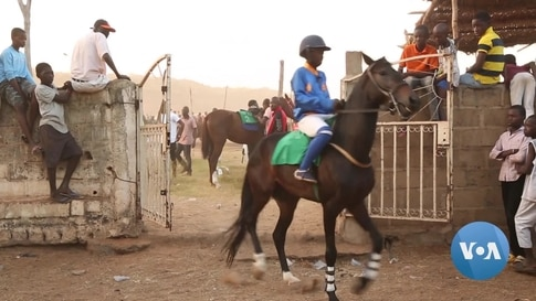 Horse Racing Returns to Mali's Hippodrome after COVID Shutdown