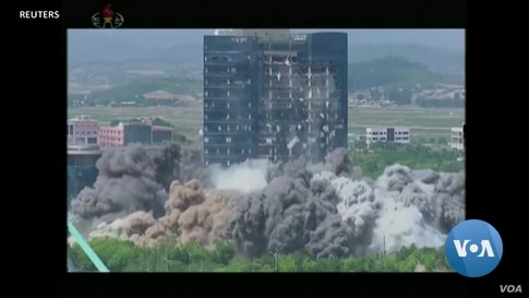 After Blowing Up De Facto Embassy, North Korea Continues Provocations