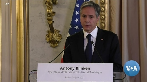 Blinken Heads to Rome Focusing on Syria and Defeating IS Terrorists