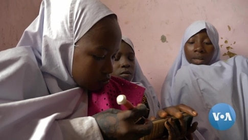 Northern Nigeria Girls Fight to Remain in School During Pandemic