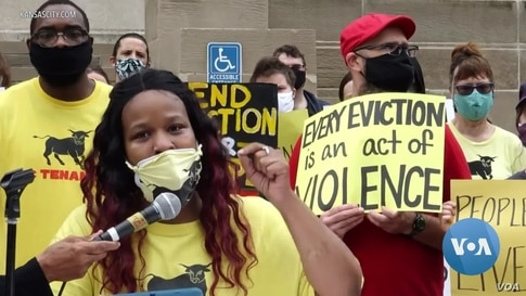 Millions of US Renters Face Eviction