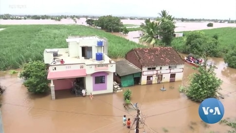Torrential Rains in Western India Linked to Climate Change