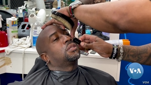 Black Barbershops Join COVID Fight