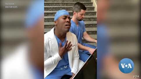 For Mayo Clinic Singing Surgeon, Music is Healing
