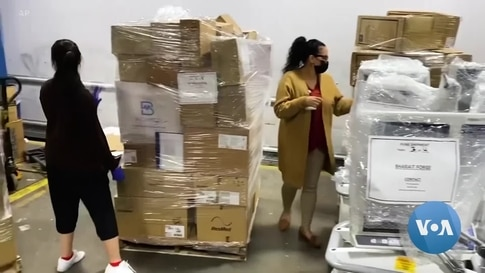 As COVID Surges in India, South Asians in US Mobilize Aid