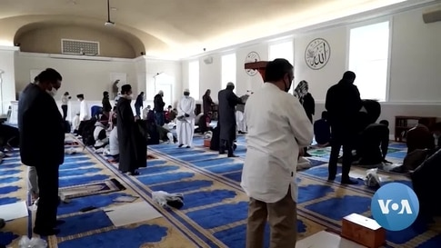 US Mosques Cap Attendance During Ramadan Due to Pandemic