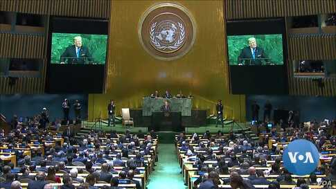 US-Iran Tensions Could Overshadow Push for Climate Action at UN