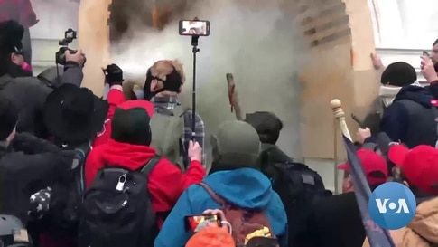 Stunning New Video Reveals Scope of Jan. 6 Capitol Riot