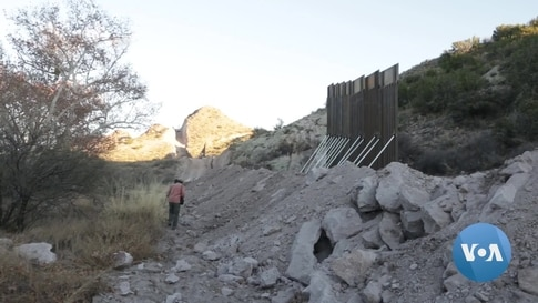 Environmentalists Fear Permanent Damage From US-Mexico Border Wall