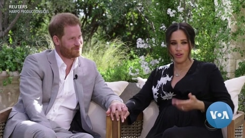 Race and the Royals: Meghan And Harry Interview Plunges Palace Into Crisis