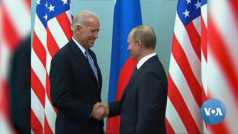 Biden Vows to Stand Up to Russia, Embrace NATO