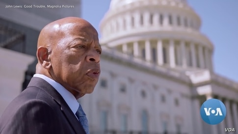 'Good Trouble' Chronicles Civil Right Icon John Lewis' Life