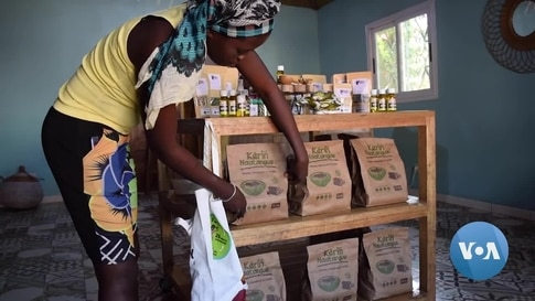 Turning Straw to Fuel to Save Senegal's Forests