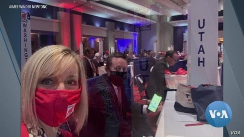 New Supporters of Trump Attend RNC