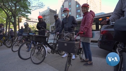 NYC Catholic Church Relaunches Blessing of Bikes