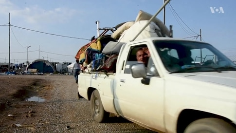 Tens of Thousands of Iraqi IDPs Could End Up Homeless as Government Shuts Camps