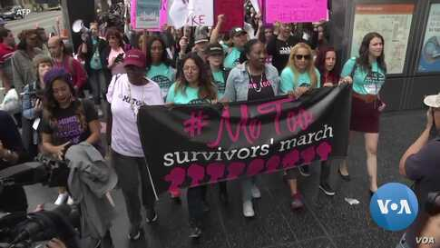 On 2nd Anniversary, #MeToo Sees Some Backlash to Movement