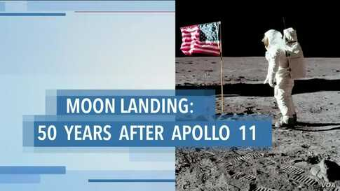 Moon Landing: 50 Years After Apollo 11