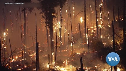 Fires March Ahead in US Western Coast
