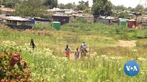 South Africa's Overcrowded Slums Most Vulnerable to Coronavirus