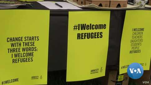 Grassroots Movement to Support Refugees is Growing in Washington