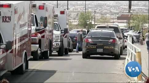 Two Mass Shootings Renew Focus on Gun Violence in US