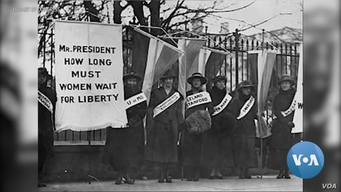 100thAnniversary of US Women'sVoting Rights
