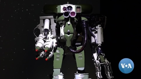 Objects from the Past Evolve into Futuristic Robots