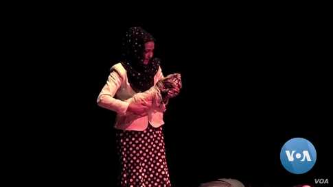Kabul Theatrical Play Hopes to Promote Unity, Peace in Afghanistan