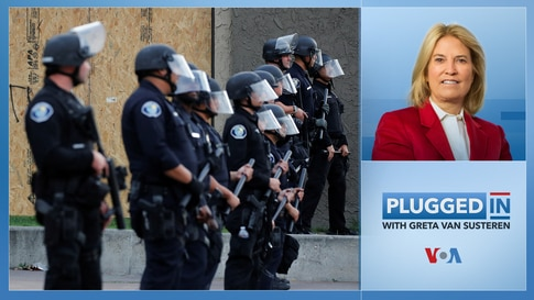 Plugged In-Policing and Law Enforcement in America
