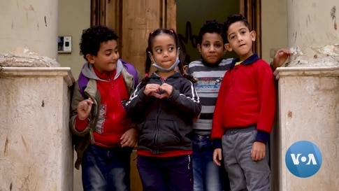 School for the Deaf in Egypt Works to Overcome Obstacles
