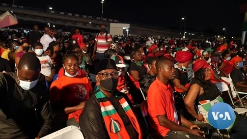Ghana's Election Rallies Raise Fears of Spreading COVID-19