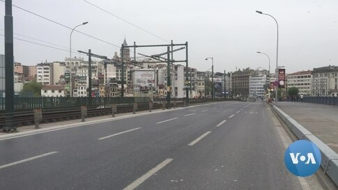 New COVID Surge Forces Another Lockdown in Turkey